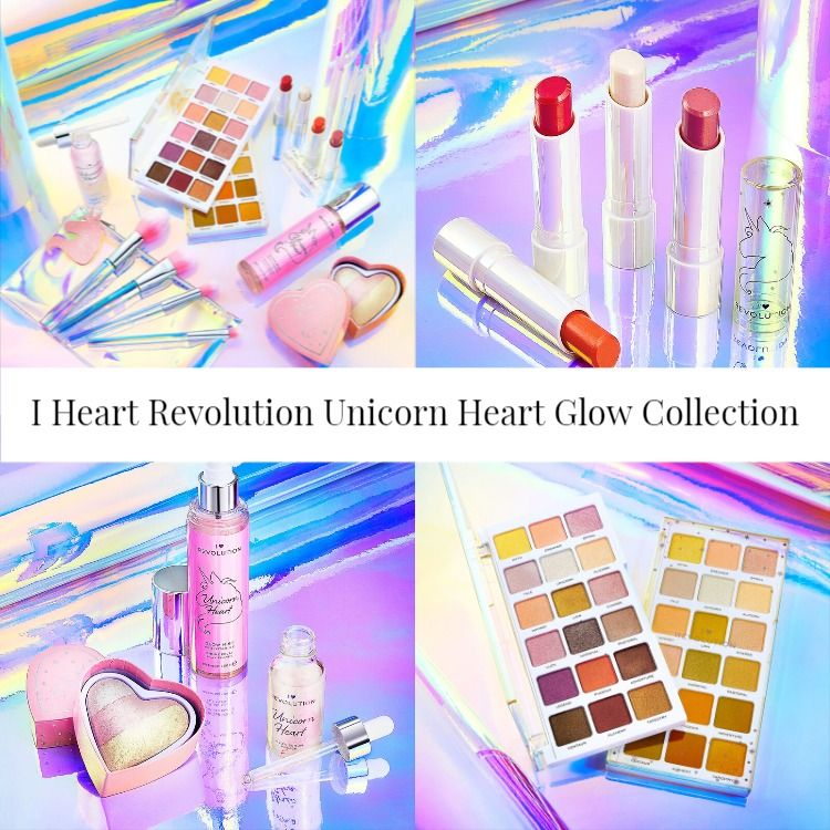I Heart Revolution Unicorn Heart Glow Collection