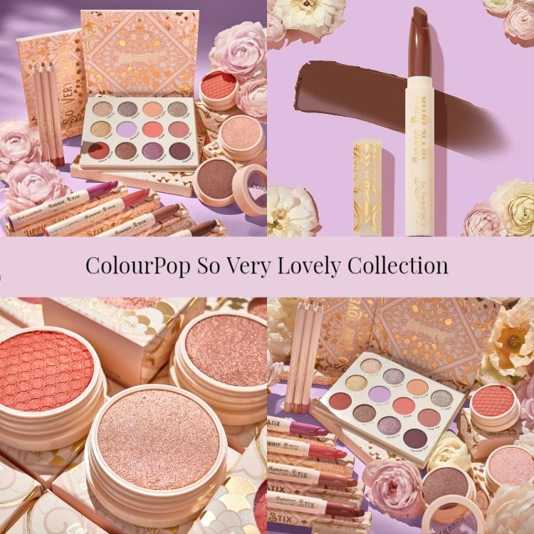 ColourPop So Very Lovely Collection