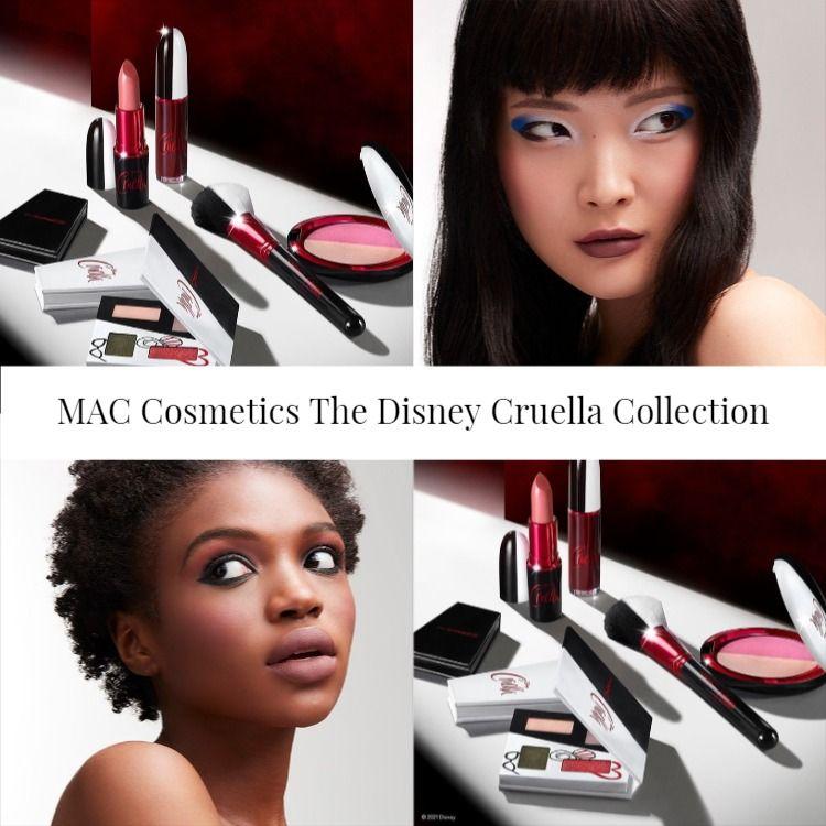 Sneak Peek! MAC Cosmetics The Disney Cruella Collection