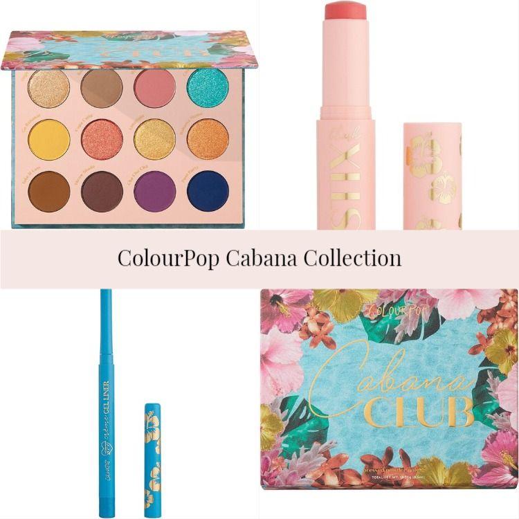 ColourPop Cabana Collection