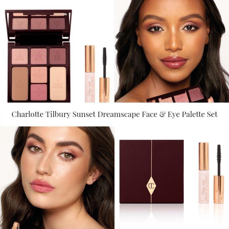 Charlotte Tilbury Sunset Dreamscape Face & Eye Palette Set