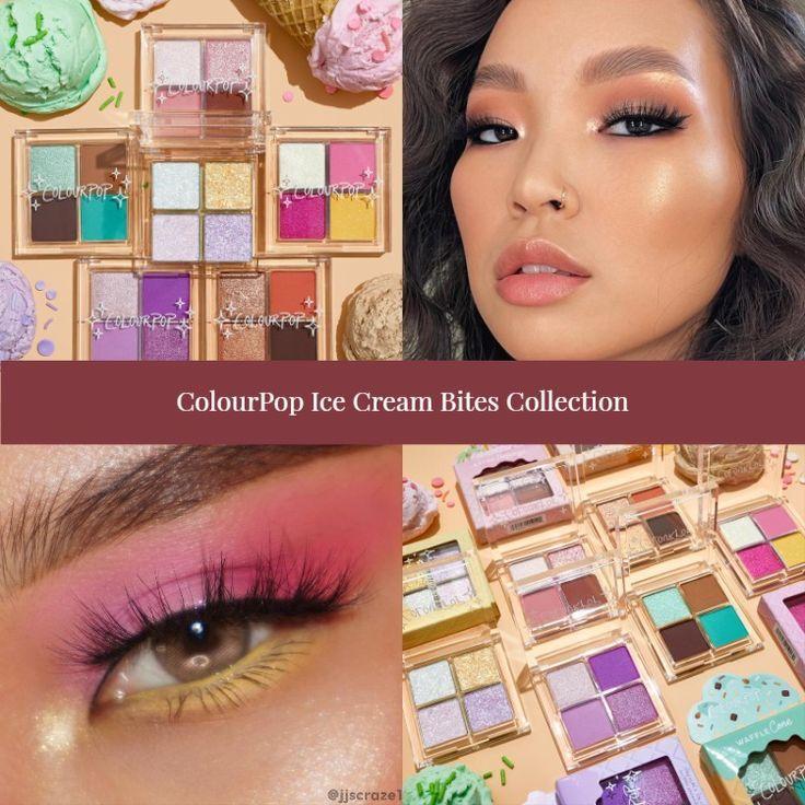 ColourPop Ice Cream Bites Collection