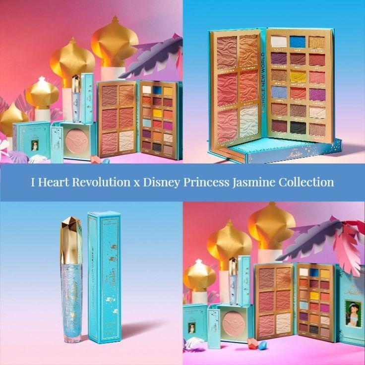 I Heart Revolution x Disney Princess Jasmine Collection