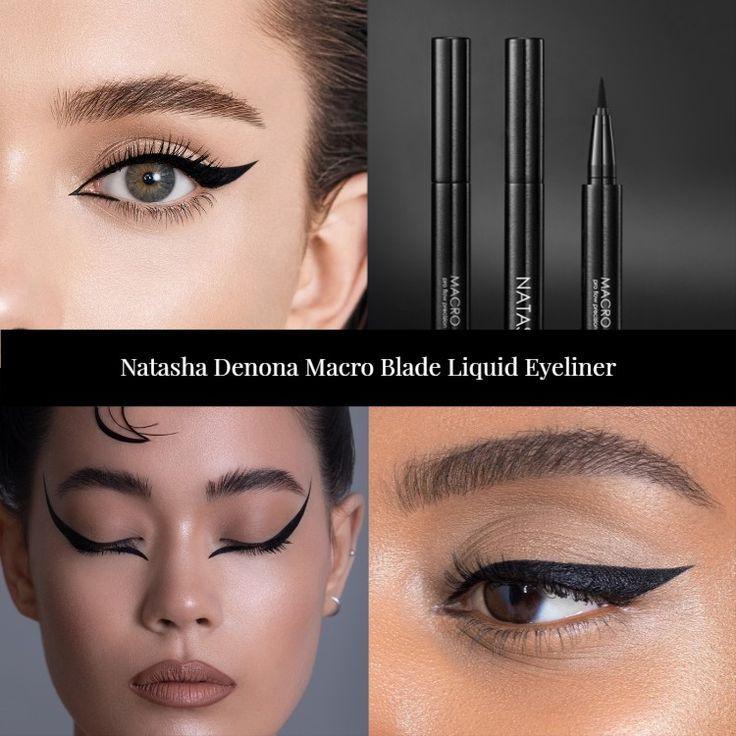 Natasha Denona Macro Blade Liquid Eyeliner