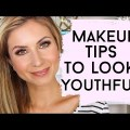 YOUTHFUL MAKEUP TIPS   Eyes, Cheeks and Lips