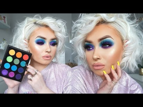 Chit Chat GRWM   Making an are trying New Makeup!!