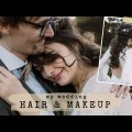My Marriage ceremony Hair & Make-up 👰� Get Prepared With Me
