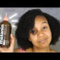 Attempting The MELANIN Hair Care NEW African Shaded Soap Shampoo by Naptural85 In London UK