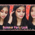 Summer time Sweat Proof Occasion Make-up Tutorial With Tips & Tricks  somi beauty official  