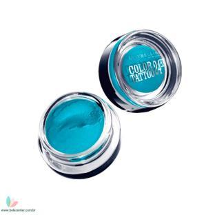 Sombra Tattoo 24h azul - Maybelline