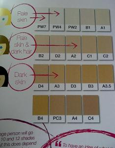 Image also what shade of white should your teeth be wearing rebecca barnes rh