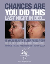 enVy Pillow: Anti Aging and Wellness Pillow - Beauty Wire ...