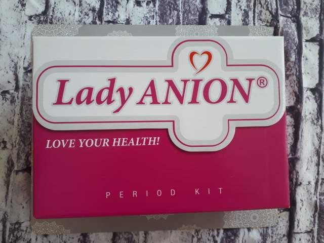 lady anion