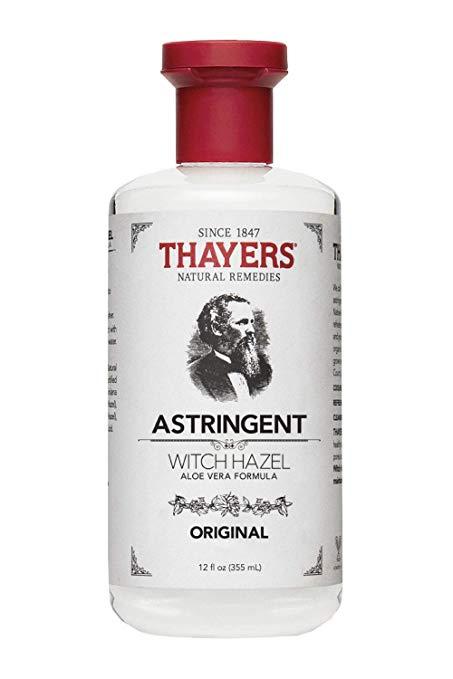 Thayer's Aloe Vera Witch Hazel Original Toner