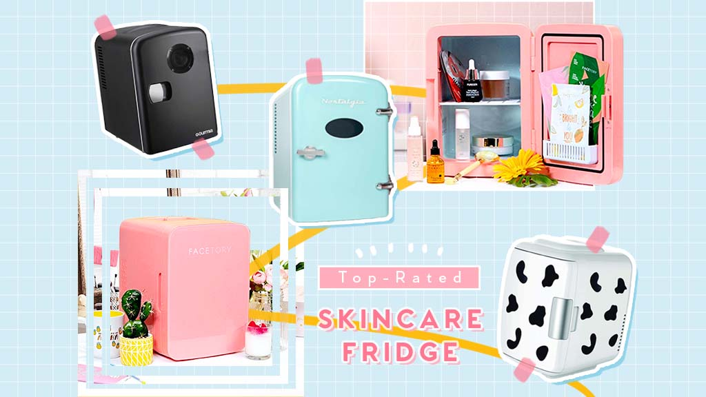 Top Rated Skincare Fridge On Amazon Under 100 Beauty Within