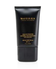 Motives® Liquid Powder Mineral Foundation with SPF 15 - Cameo Beige