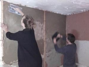 Ateliers d'éco-construction : réaliser un enduit d'argile @ Beauvais