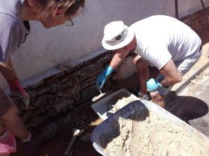 Ateliers d'éco-construction : rénover un mur en briques pleines @ Beauvais
