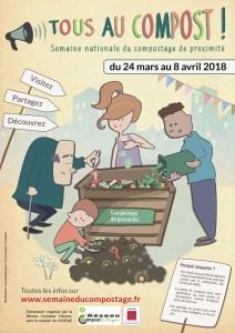 Semaine du compostage à St Lucien @ Site de compostage St Lucien   Beauvais   Hauts-de-France   France