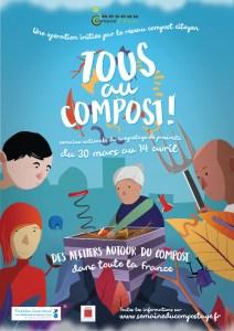 goûter compost du printemps @ Site de compostage St Lucien | Beauvais | Hauts-de-France | France