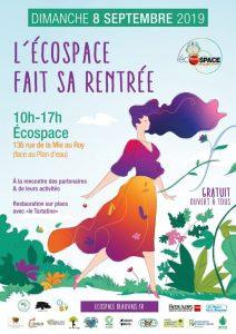 L'Ecospace fait sa rentrée  ! Journée d'accueil et de visites dimanche 8 septembre