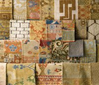 Antique, decorative and new carpets