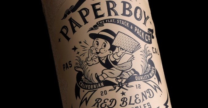blog vin Beaux-Vins dégustation oenologie bouteille écologique Paperboy