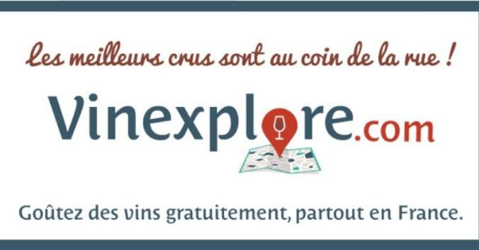 Vinexplore application mobile evenements vigneron vin
