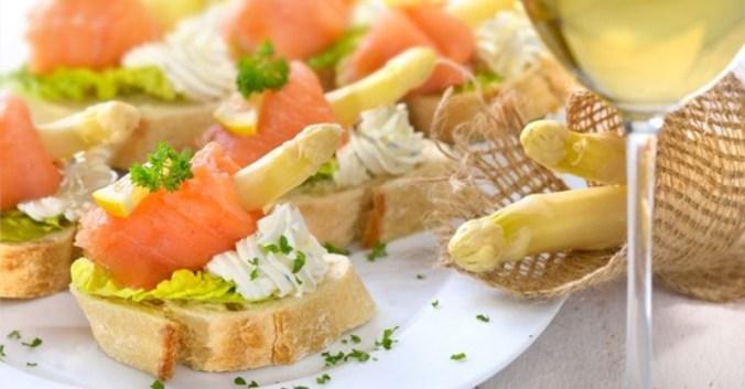 Blog vins Beaux-Vins oenologie dégustation vin blanc saumon fumé