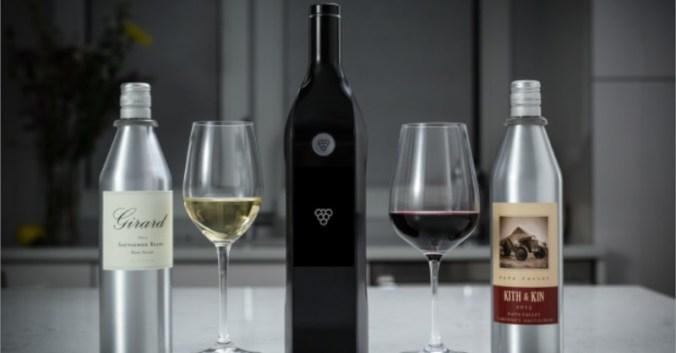 blog vin beaux-vins Kuvée deux verres bouteilles