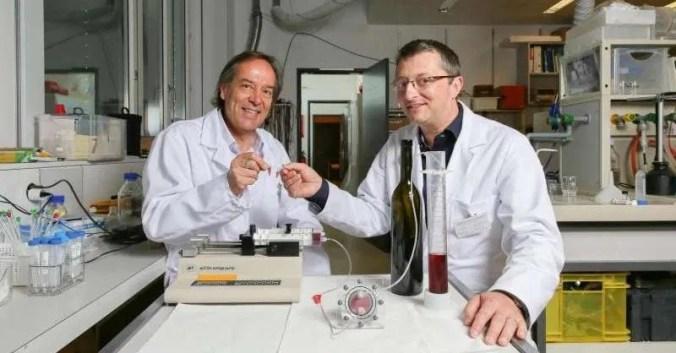 blog vin beaux-vins oenologie dégustation amicrowinery science