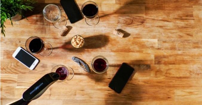Aveine Blog Beaux-Vins aérateur connecté innovation technologie