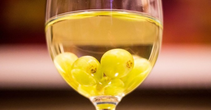 Blog vin Beaux-Vins rafraichir bouteille raisin froid