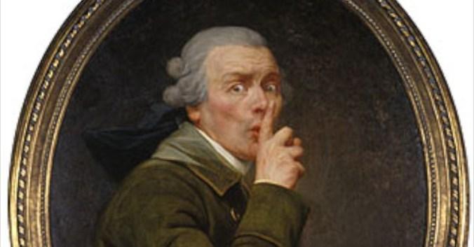 Joseph Ducreux - Le Discret
