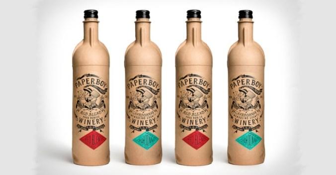 blog vin Beaux-Vins dégustation oenologie bouteille Paperboy écologique