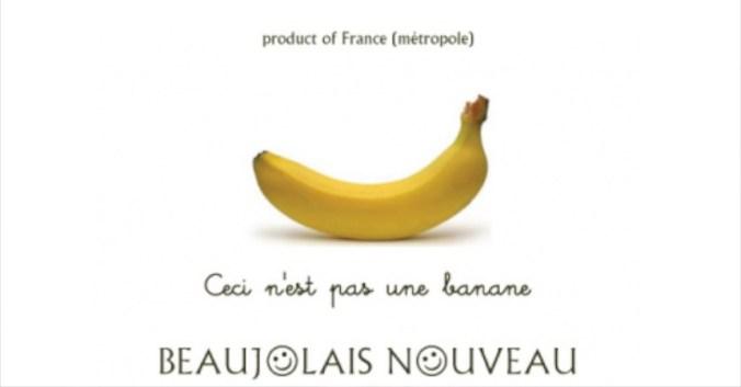 Beaujolais Nouveaux gout de banane vin Beaux-Vins