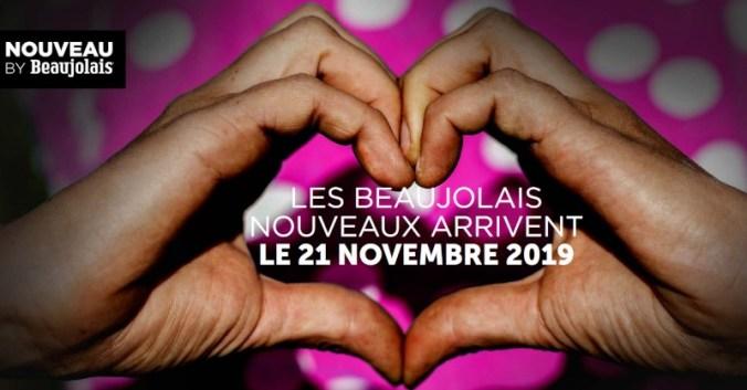 Evenement Beaujolais Nouveaux 21 novembre vin Beaux-Vins