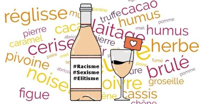 blog vins beaux-vins vin raciste elitiste sexiste