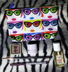 Ipsy Glam Bag January 2016