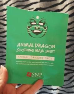 Animal Dragon Mask 1