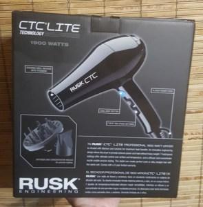 Rusk CTC Lite Hair Dryer 2