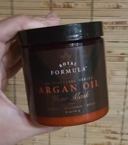 Argan Oil Hair Mask Nature S Potent