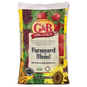 G&B Organics Farmyard Blend