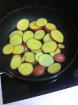 Potato, Ham and Leek Tortilla