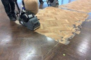 Wood Floor Restoration Midlands