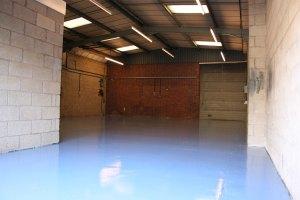 Warehouse Floor Refurbishment