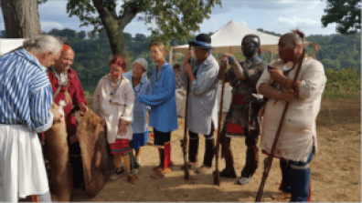 Fort McIntosh Day Event with Demonstrations @ Fort McIntosh Site