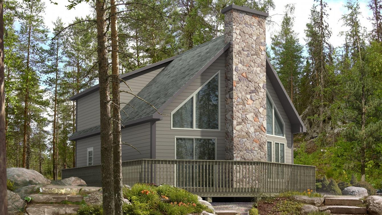 Beaver Homes And Cottages Trillium