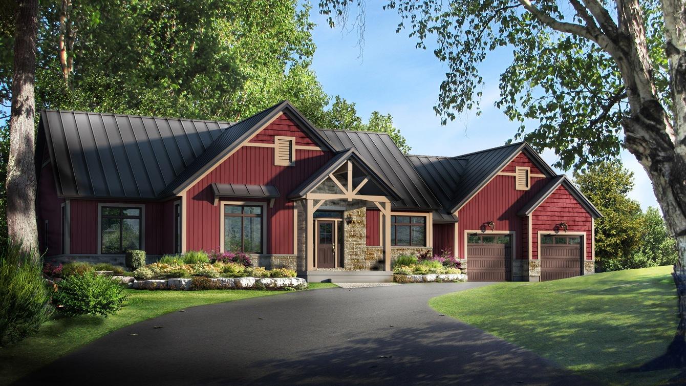 Beaver Homes And Cottages Elk Ridge