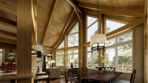 Beaver Homes and Cottages  What's Included Timber Frame